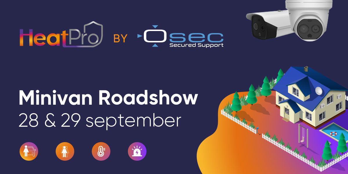 Aanmelden HeatPro Minivan Roadshow 28 & 29 september